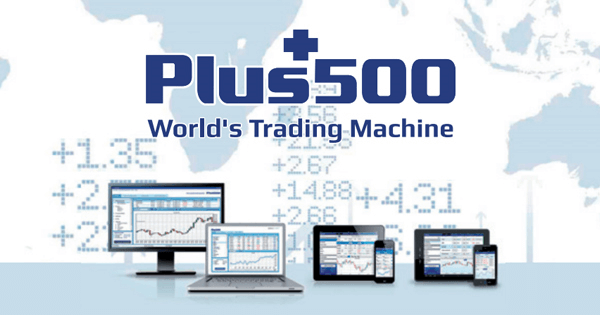 Plus500 banner - Trading machine