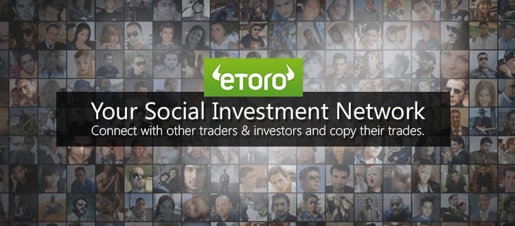 EToro - Socialt Investeringsnetværk
