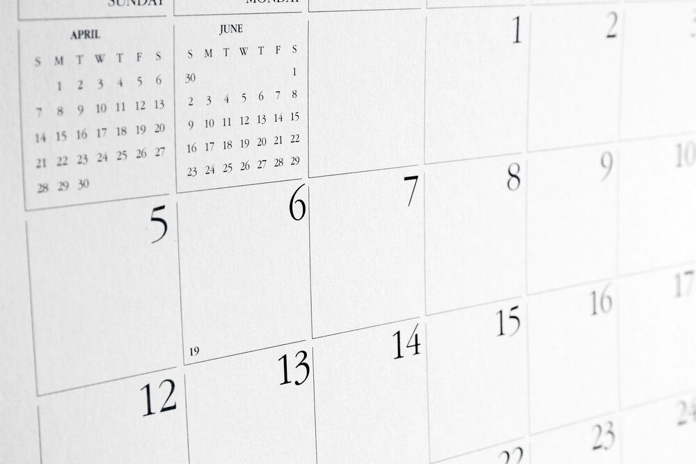 økonomisk Kalender
